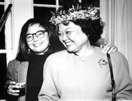 <i>Patsy and Gwendolyn Mink</i>