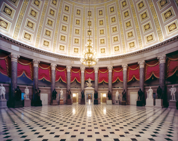 National Statuary Hall as it looks today.