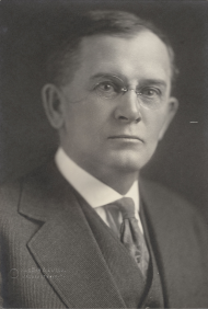 Representative Edwin Ricketts was an early enthusiast for a perfect voting record, besting several competitors to maintain his record during his first term.