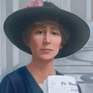 Jeannette Rankin's Historic Election: A Century of Women in Congress Jeannette Rankin's Historic Election: A Century of Women in Congress