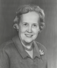 "Known as ""Mrs. Education,"" Edith Green of Oregon sponsored important education bills such as the Higher Education Act of 1965, which authorized federal financial assistance for undergraduate students."