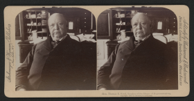 Thomas B. Reed Stereoview
