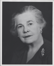 "<a href=""/People/Detail/18986?ret=True"" title=""Mae Ella Nolan"">Mae Ella Nolan</a> of California became the first woman to succeed her husband in Congress when she won election in 1923."