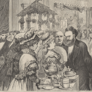 From the Blog: A Boston Teaparty Party