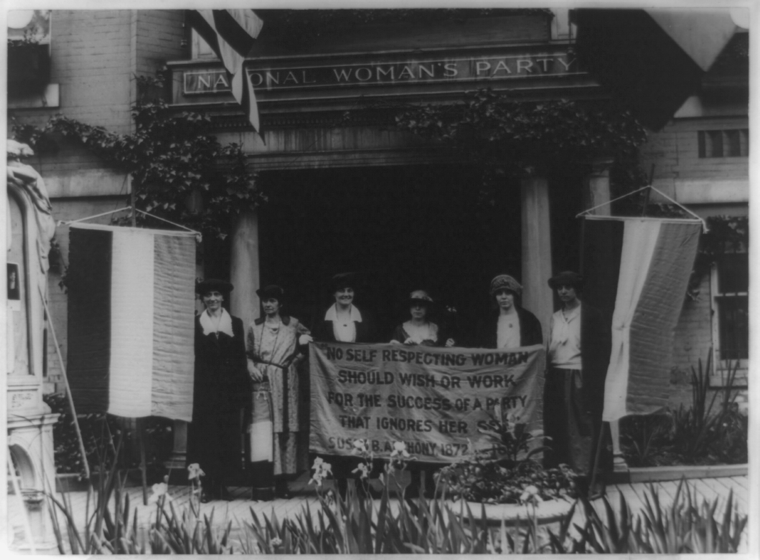 An introduction to the importance of the history of womans rights in america