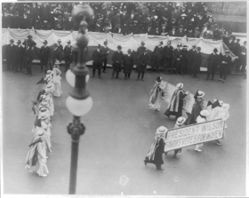 Suffrage Parade