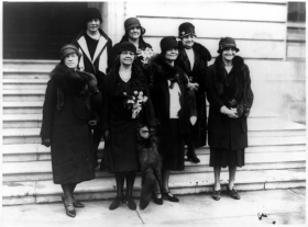 Women Members of the 71st Congress