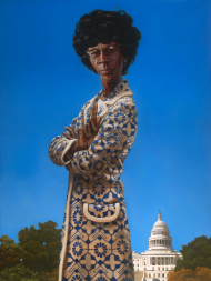 Shirley Chisholm Portrait