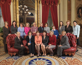 Women Senators in 2011