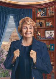 Louise McIntosh Slaughter Portrait