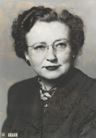 A former Salt Lake City municipal judge and Utah legislator (the state's first woman to serve in both capacities), Congresswoman Reva Beck Bosone specialized in land reclamation, water projects, and the reform of the Indian Affairs Bureau.