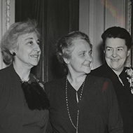 Rankin and Other Congresswomen