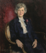 Committee portrait of Edith Nourse Rogers, 1950