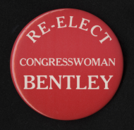<i>Helen Delich Bentley Lapel Pin</i>