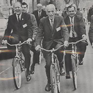 From the Blog: Congressional Bicycles