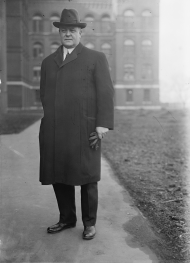 Joseph Ralph first joined the Bureau of Engraving and Printing as a plate cleaner in 1895. He worked his way up through the Bureau before being appointed Director in 1908 upon the sudden death of his predecessor. He resigned in 1917.