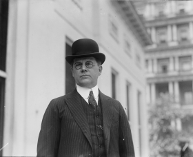 Walter F. Brown was an accomplished businessman who took an unorthodox route to Congress.