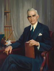 Future Speaker Joseph Byrns of Tennessee objected to the Joint Committee on Reorganization itself, pointing to the similarly purposed Bureau of Efficiency in the executive branch.
