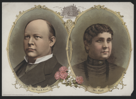 Thomas Brackett Reed and Susan Reed