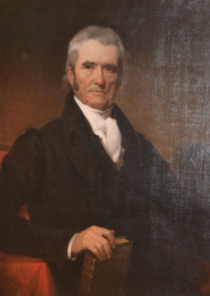 Portrait of John Marshall, 1831
