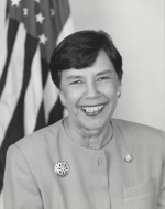 <i>Congresswoman Furse</i>