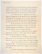 Henry O. Flipper's Letter to the Military Affairs Committee