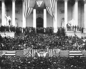 1893 Presidential Inauguration of Grover Cleveland