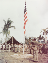 Liberation of Guam in 1944