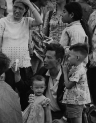 Family of Vietnamese Refugees