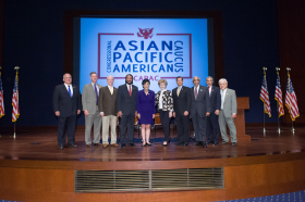 Congressional Asian Pacific American Caucus in 2014