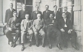 Political Leaders from Hawaii in 1915
