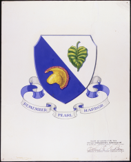 Coat of Arms for the 100th Infantry Battalion
