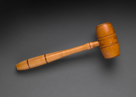 Gavel of Speaker Carl Bert Albert