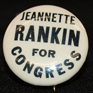 Jeannette Rankin for Senate