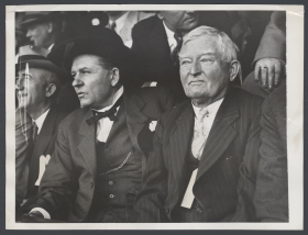Percy Gassaway and John Nance Garner