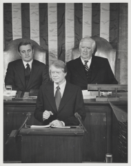 President Carter's 1977 Address to a Joint Session