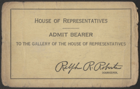 House Gallery Pass