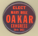 <i>Mary Rose Oakar Lapel Pin</i>