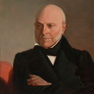"""Planting Laws and Institutions"": The Election of Representative John Quincy Adams"