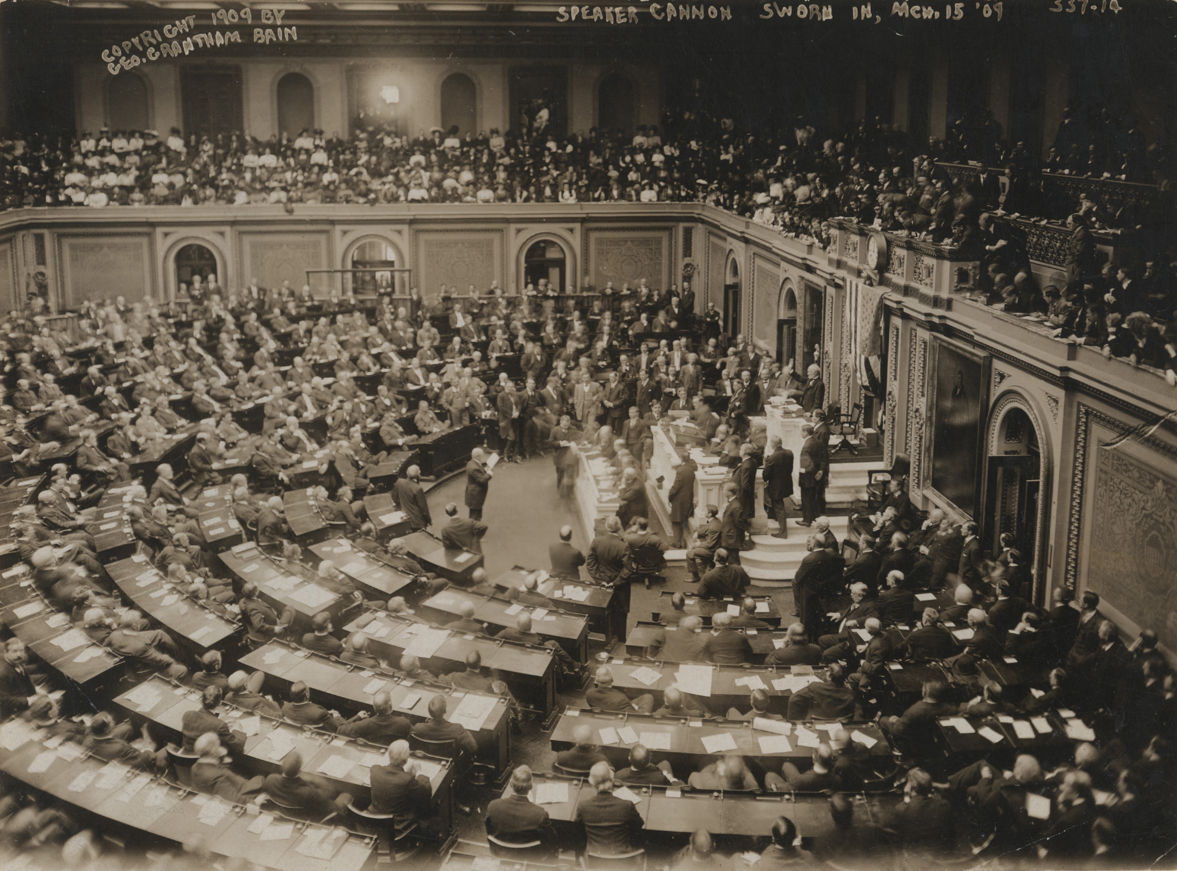 Oath of Office | US House of Representatives: History, Art