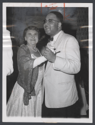 Charles Cole Diggs, Jr. and Frances Payne Bolton