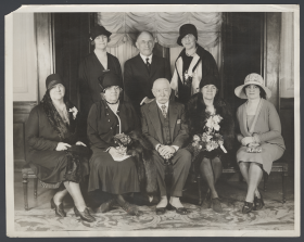 1929 Luncheon of the League for Political Education