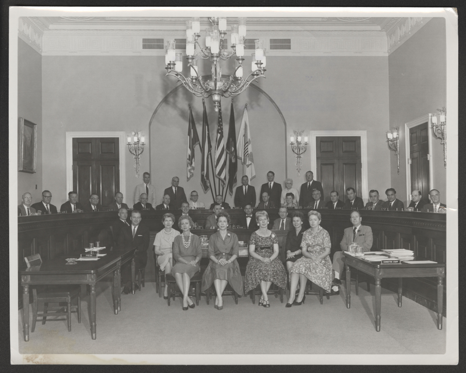 Interior and Insular Affairs Committee and Staff