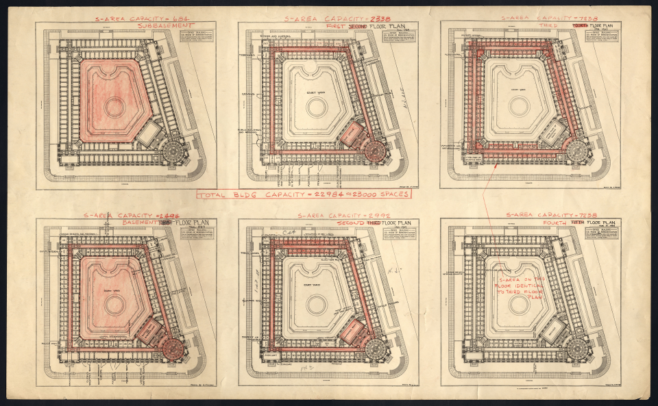 Cannon Building Floor Plans