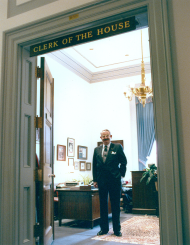 Clerk of the House Donnald K. Anderson