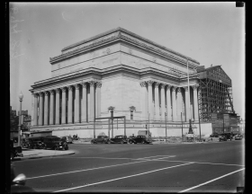 The National Archives in 1935