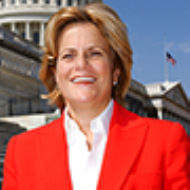 Rep. Ileana Ros-Lehtinen on the Congressional Softball Game