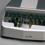 La Salle Stenotype Machine