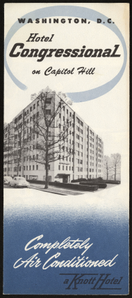 Hotel Congressional Brochure