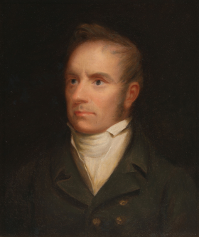 Thomas Newton Jr. Portrait